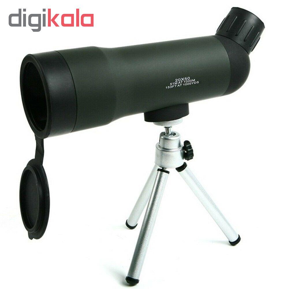دوربین تک چشمی مدل 20x50