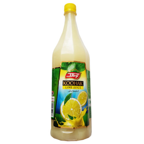آب لیمو کوهک حجم 1500 میلی لیتر