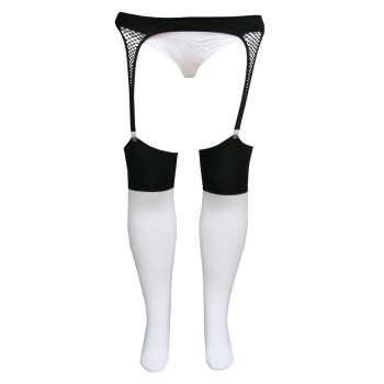 ست شورت و جوراب و بند جوراب زنانه پنتی کد JRT