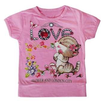 تی شرت دخترانه کد GBL-150 |