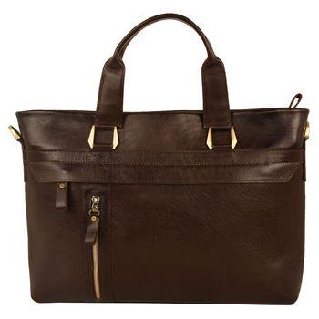کیف اداری مردانه کهن چرم کد V180-7