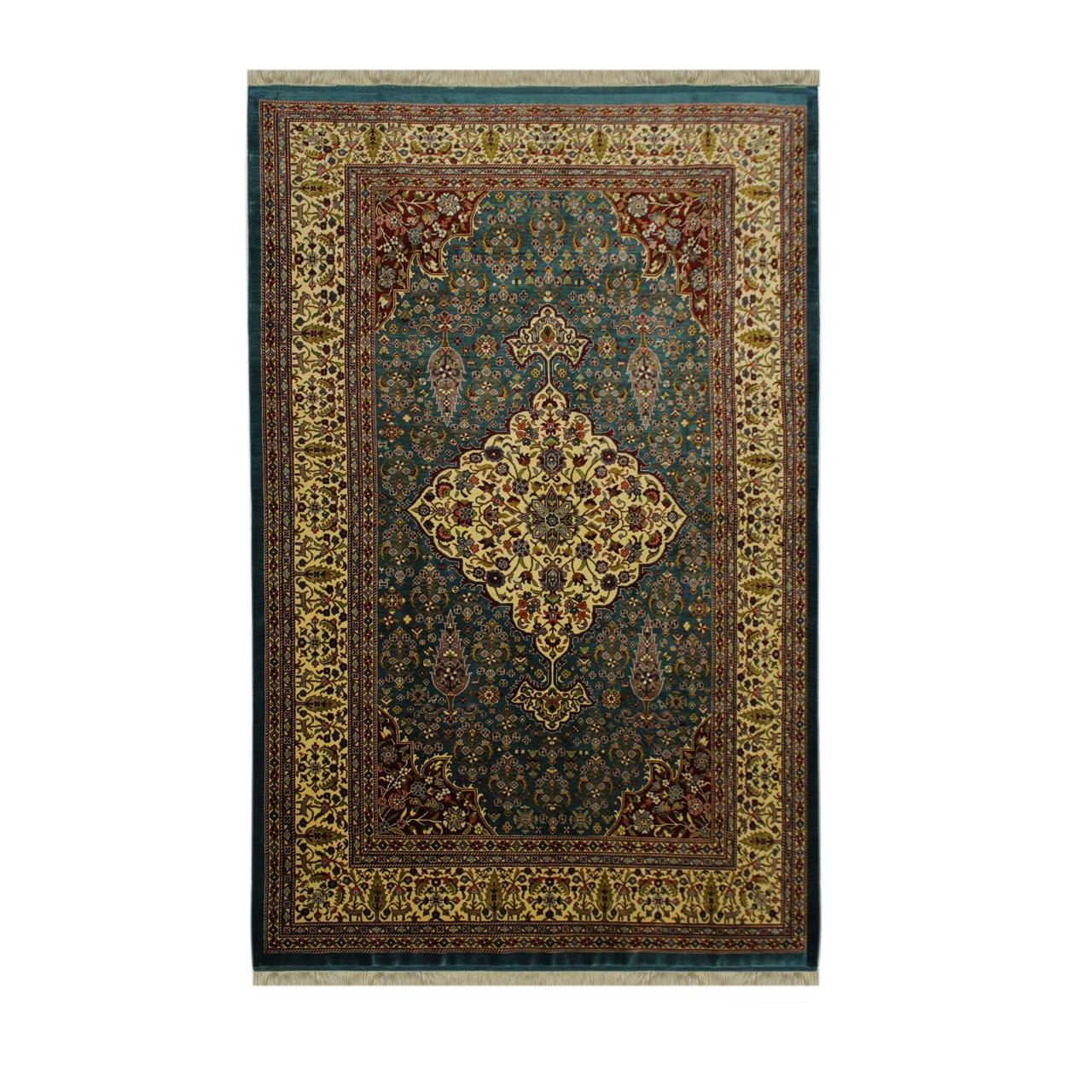 فرش دستبافت سه متری مدل قشقایی کد 1105744