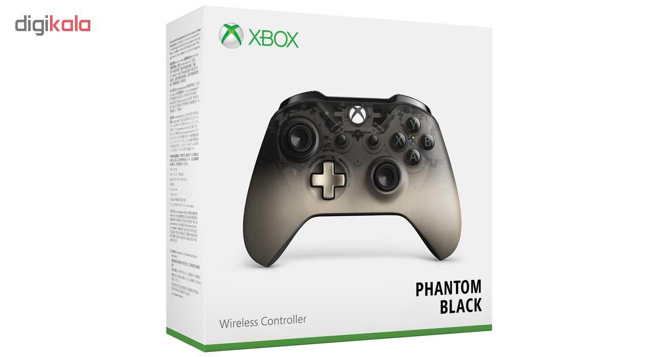 دسته بازی ایکس باکس وان مایکروسافت مدل phantomB