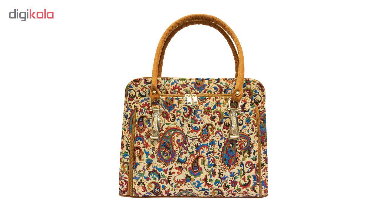 کیف دستی زنانه کد 130