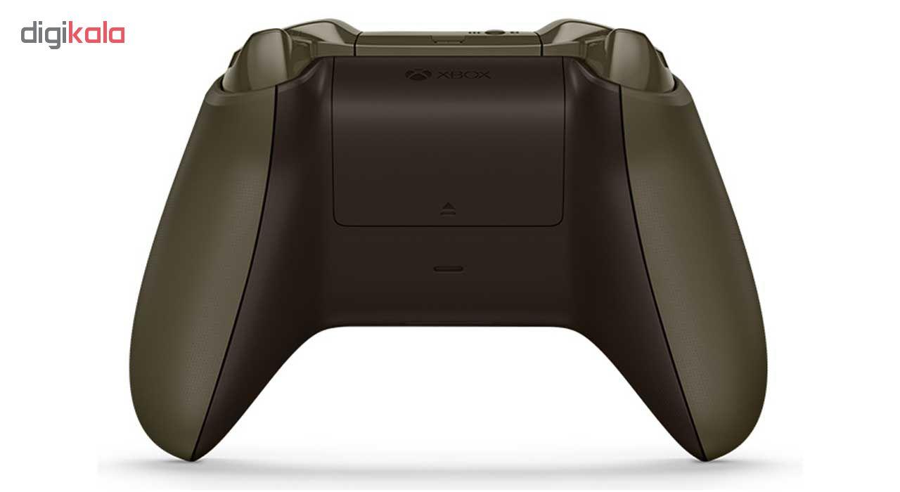 دسته بازی ایکس باکس وان مایکروسافت مدل GO2019