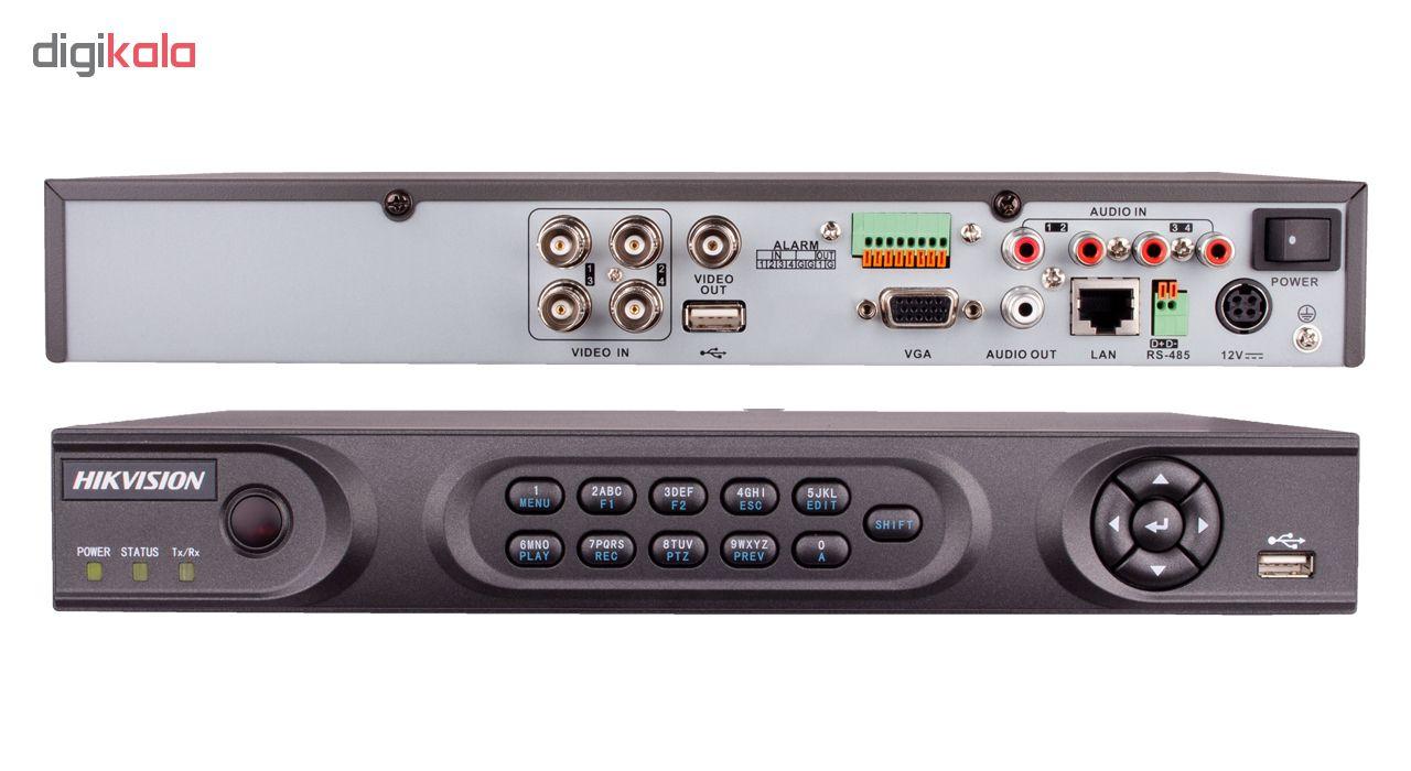 سیستم امنیتی مدار بسته آنالوگ هایک ویژن مدل HI-308-500