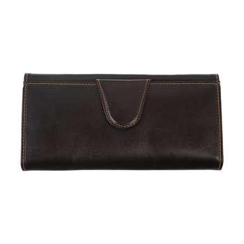 کیف پول زنانه چرم آرتان کد 001000
