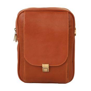 کیف دوشی مردانه کهن چرم کد DB88-1