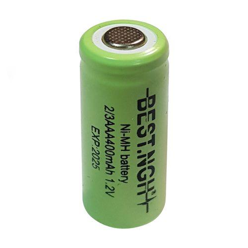 باتری نیکل متال هیدرید قابل شارژ بست ان جی اچ کد Ni-112 ظرفیت 400 میلی آمپر