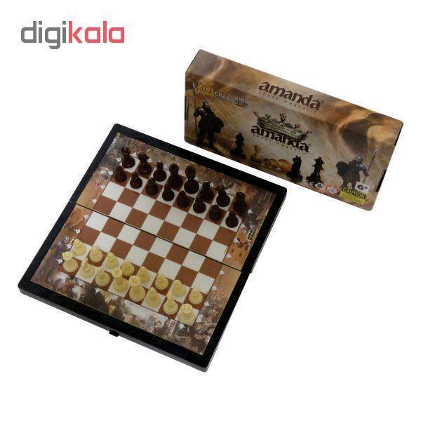 شطرنج آماندا مدل شوالیه main 1 1