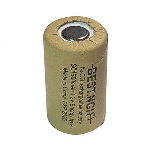 باتری نیکل کادمیوم قابل شارژ بست ان جی اچ مدل Ni-113 ظرفیت 1500 میلی آمپر ساعت