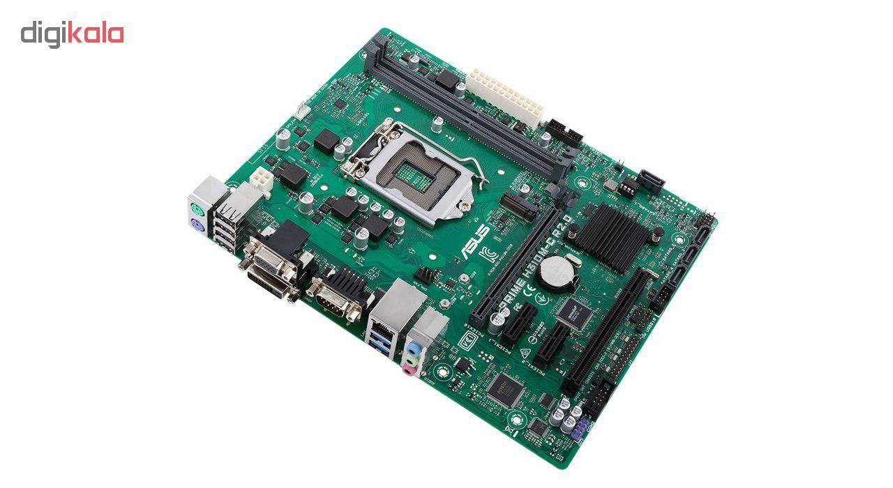 مادربرد ایسوس مدل  PRIME H310M-C R2.0 main 1 1
