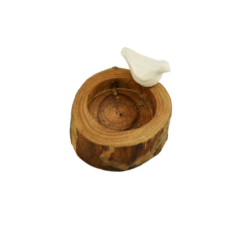 جاعودی چوبی مدل تنه درخت کد A100