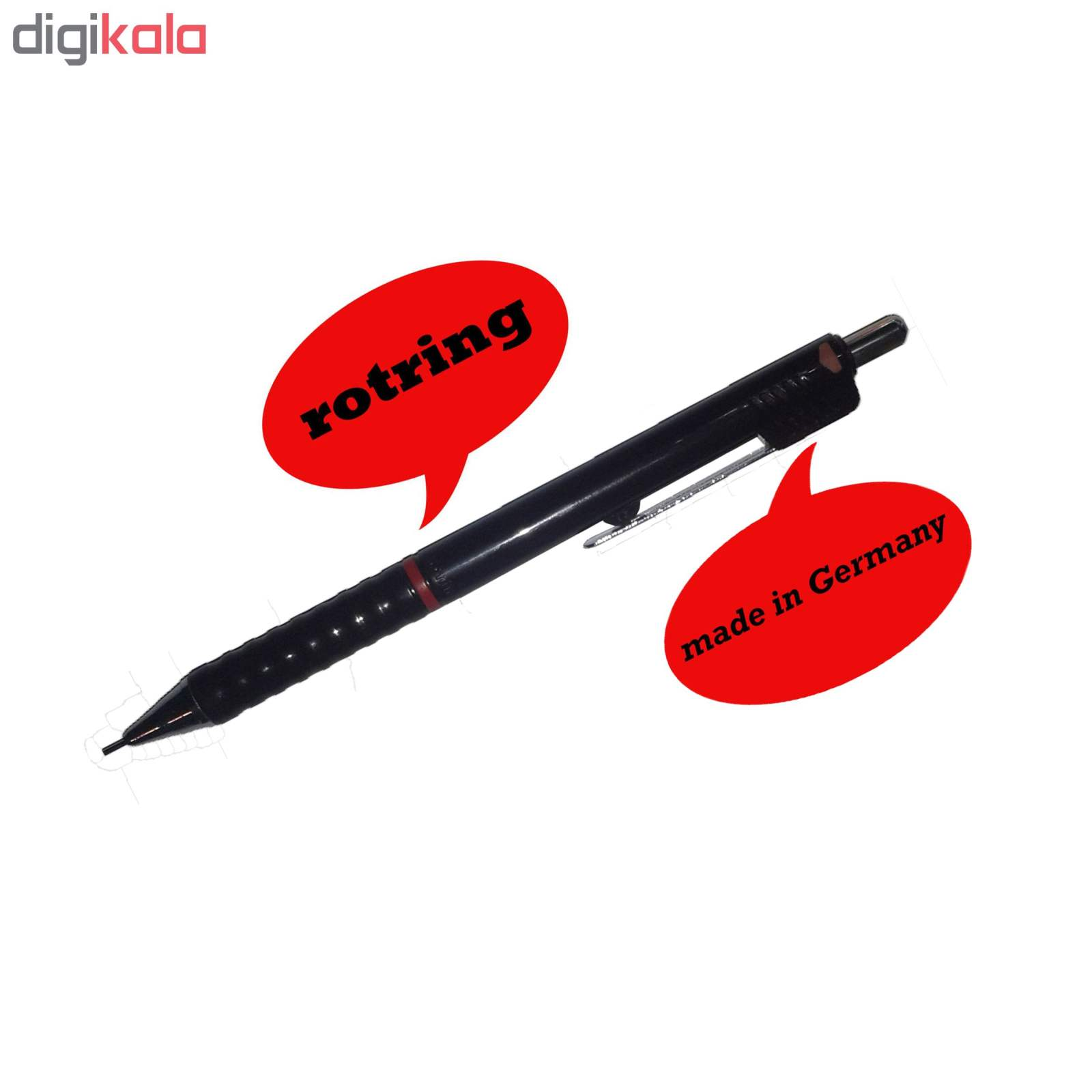 مداد نوکی 0.5 میلی متری مدل T 0.5 main 1 2