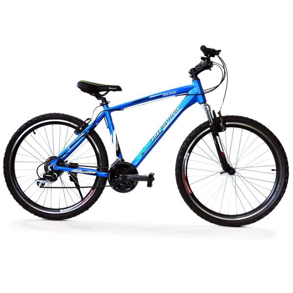 دوچرخه هیبریدی فری موشن مدل Free Rider EF 65 سایز 26 - سایز فریم 16
