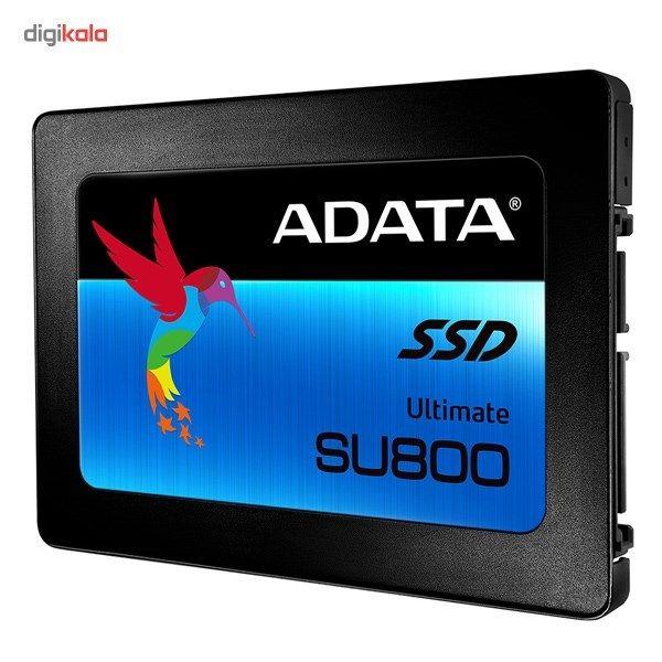حافظه SSD ای دیتا مدل SU800 ظرفیت 512 گیگابایت main 1 2