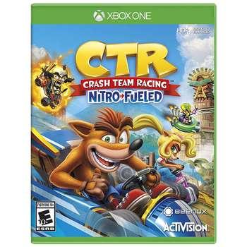 بازی Crash Team Racing Nitro-Fueled مخصوص Xbox 1