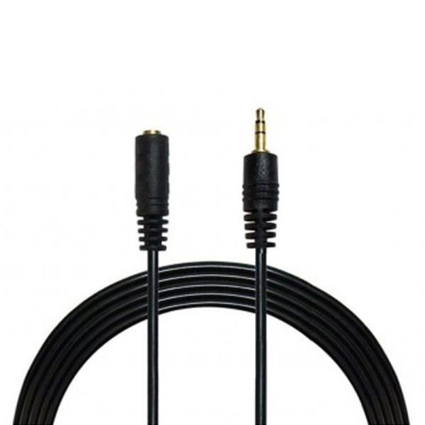 کابل افزایش طول 3.5 میلی متری صدا وی نت مدل AF-AU طول 1.5 متر