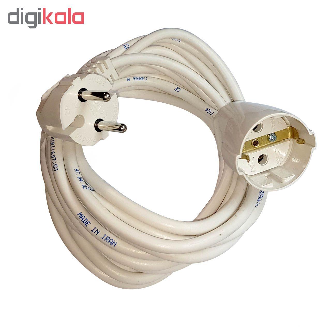 رابط برق کوثرالکتریک کد PE-7 طول 7 متر
