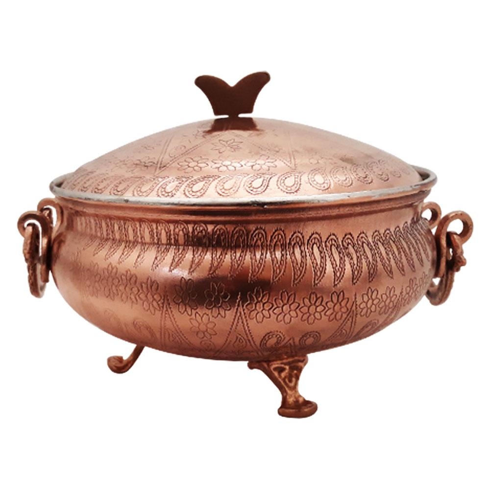 سوپ خوری مسی مدل 1466