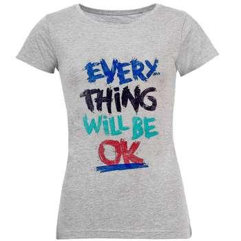 تی شرت آستین کوتاه زنانه کد Zm671 |