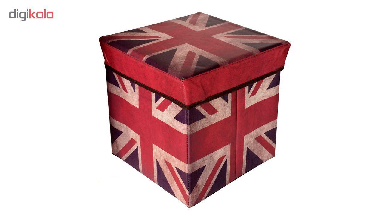 جعبه ارگانایزر طرح بریتانیا کد 3497 main 1 1