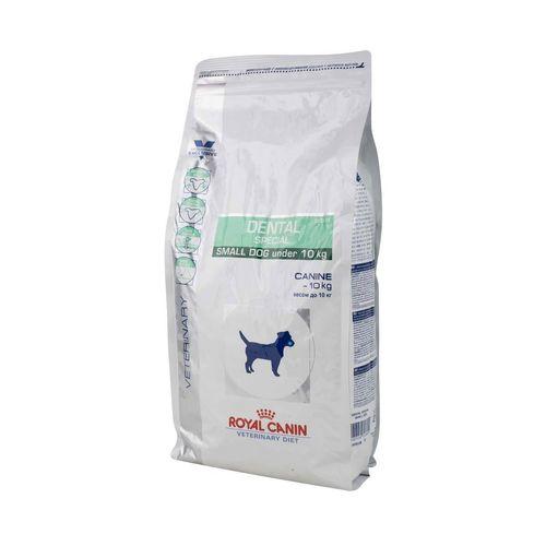 غذای خشک سگ رویال کنین مدل DENTAL SPECIAL وزن 2 کیلوگرم