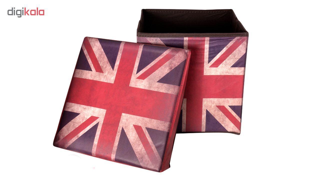 جعبه ارگانایزر طرح بریتانیا کد 3497 main 1 2