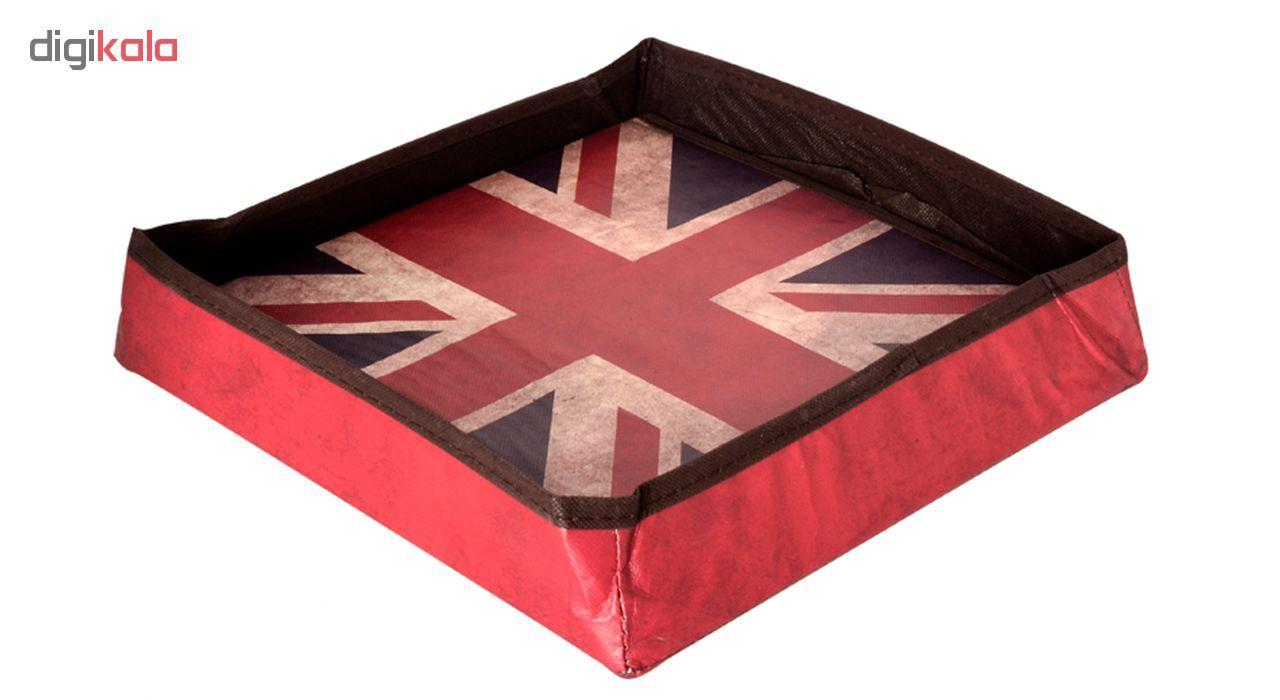 جعبه ارگانایزر طرح بریتانیا کد 3497 main 1 3
