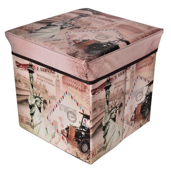 جعبه ارگانایزر طرح مجسمه کد 3501