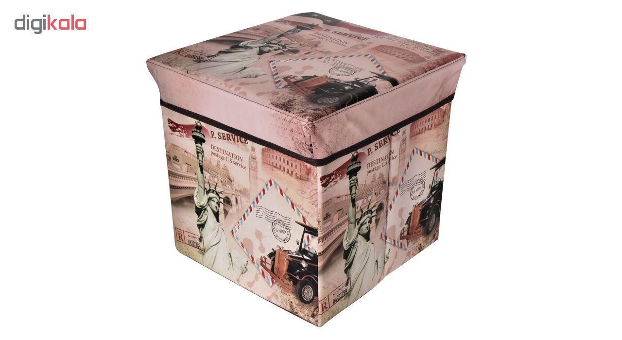 جعبه ارگانایزر طرح مجسمه کد 3501 main 1 1