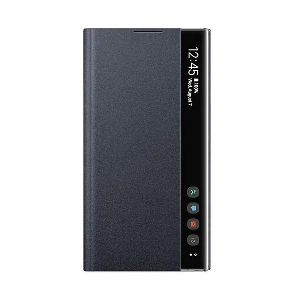 کیف کلاسوری سامسونگ مدل Clear View مناسب برای گوشی موبایل سامسونگ Galaxy Note 10 Plus