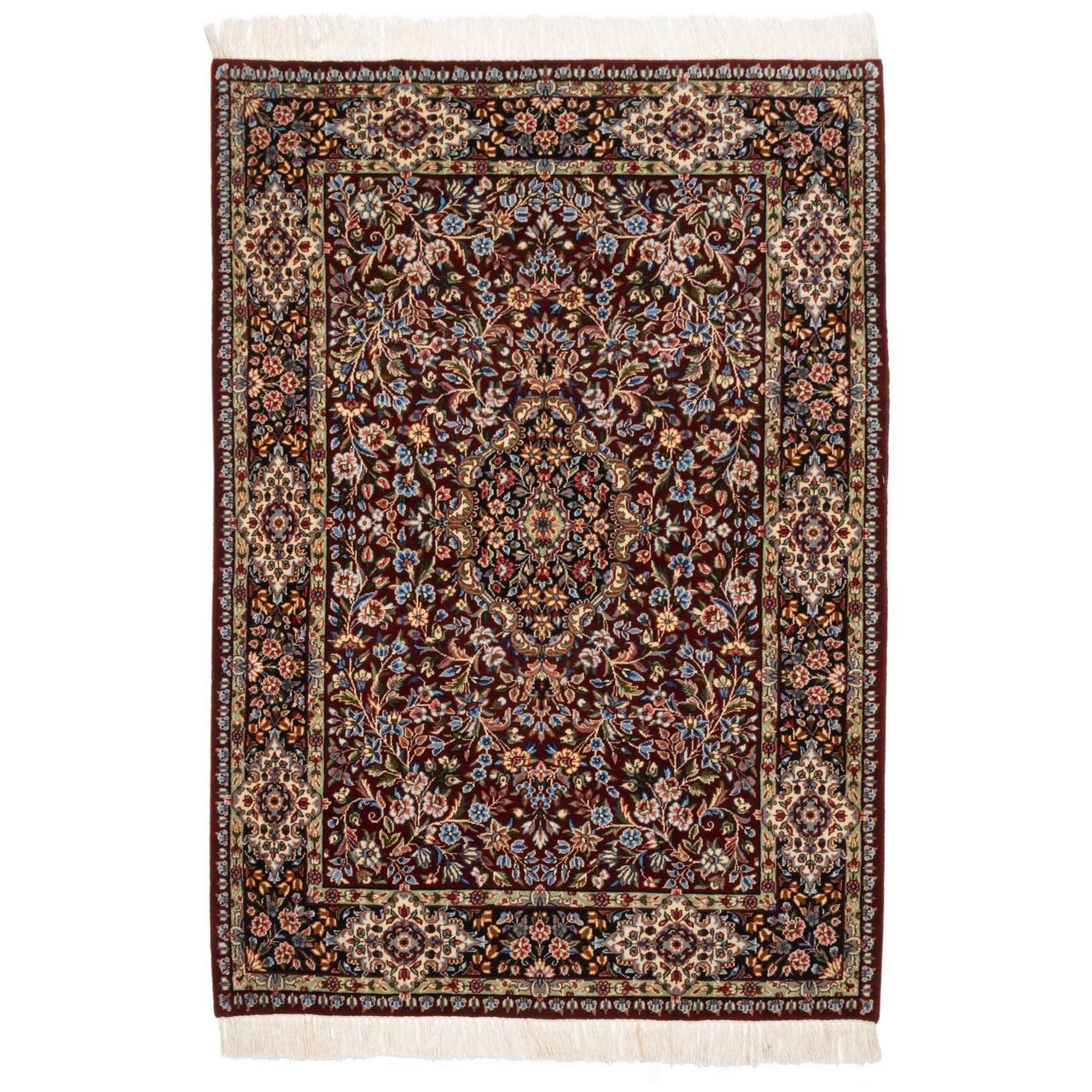فرش دستباف ذرع و نیم سی پرشیا کد 174058