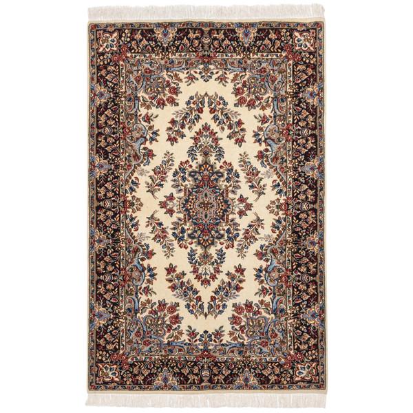 فرش دستباف ذرع و نیم سی پرشیا کد 174060