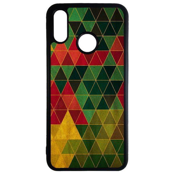 کاور طرح مثلث کد 110541094304 مناسب برای گوشی موبایل سامسونگ galaxy a40