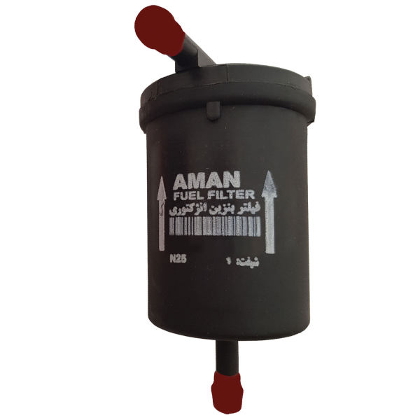 فیلتر بنزین خودرو امان مدل AF621 مناسب برای پراید