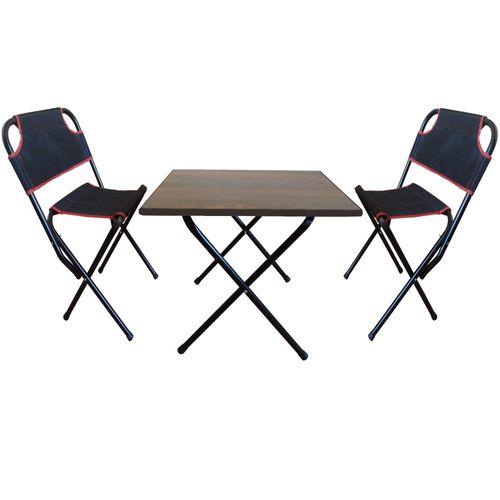 میز و صندلی سفری کد MS 2