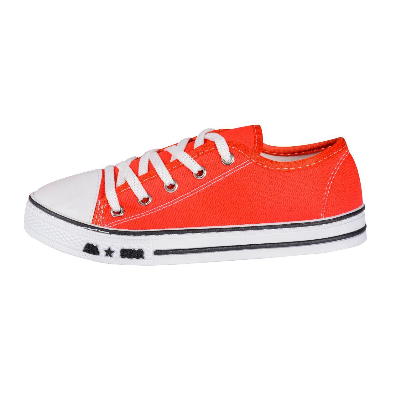 کفش راحتی دخترانه کد AR_K202