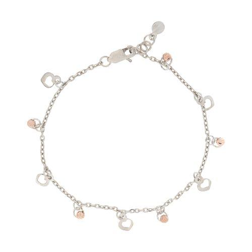 دستبند نقره زنانه اکنو کد OK4021B