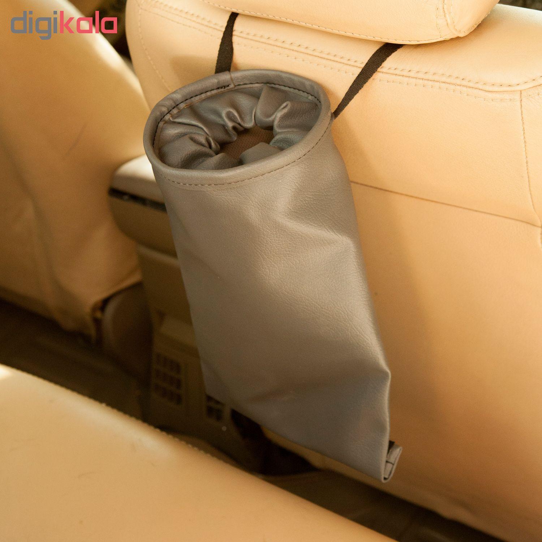 کیسه زباله خودرو مدل kz main 1 8