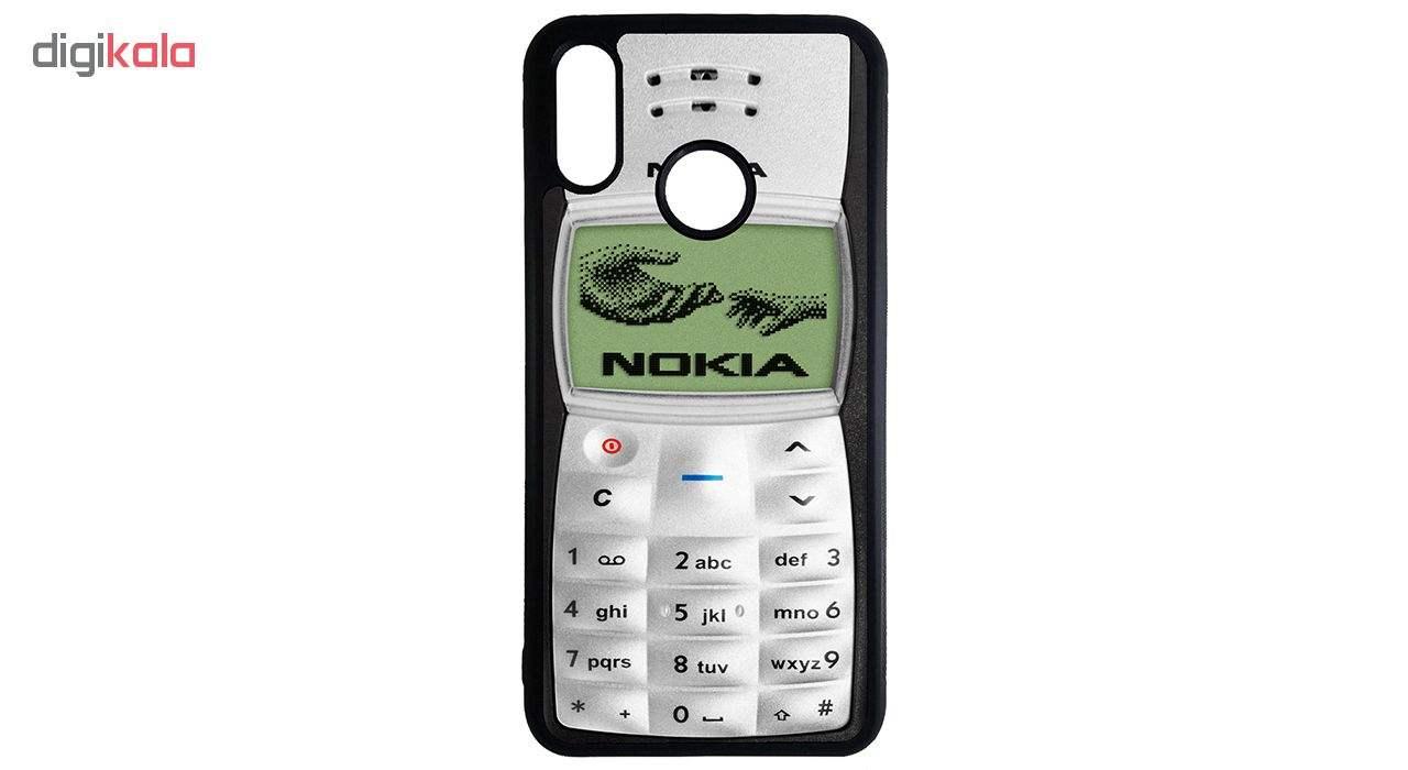 کاور طرح نوکیا قدیمی کد 110541094304 مناسب برای گوشی موبایل سامسونگ galaxy a40 main 1 1