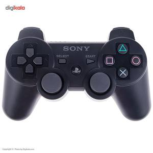 دسته بازی دوال شاک مخصوص پلی استیشن 3  Sony PlayStation 3 DualSHock Gamepad