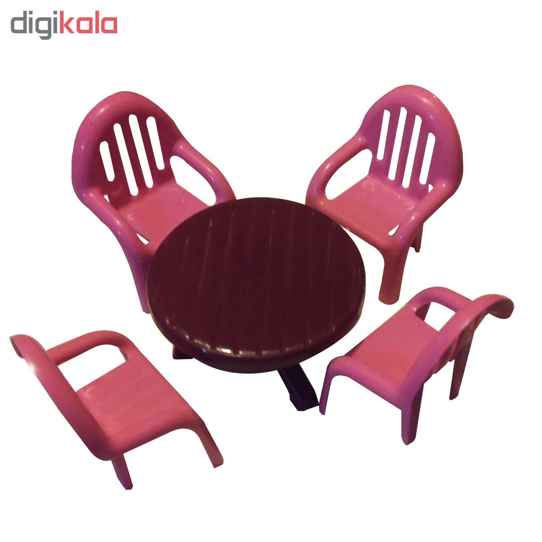 اسباب بازی میز و صندلی مدلA007 main 1 2
