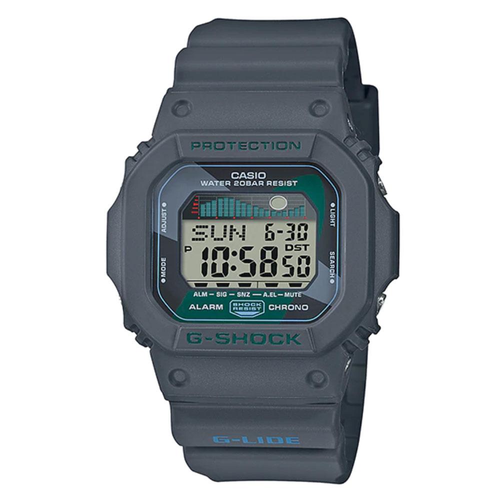 کد تخفیف                                      ساعت مچی دیجیتال مردانه کاسیو مدل جی شاک کد glx-5600vh-1