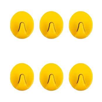 آویز حوله هومر کد G6 بسته 6 عددی