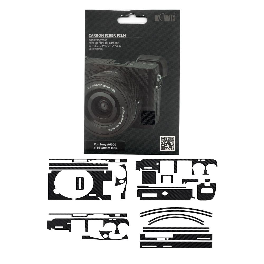 برچسب پوششی کی وی مدل KS-A6000CF مناسب برای دوربین عکاسی سونی a6000