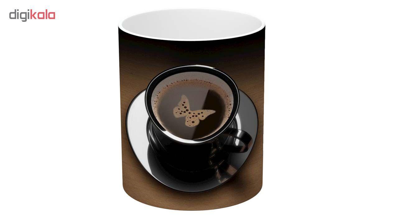 ماگ طرح فنجان قهوه مدل NI725 main 1 1