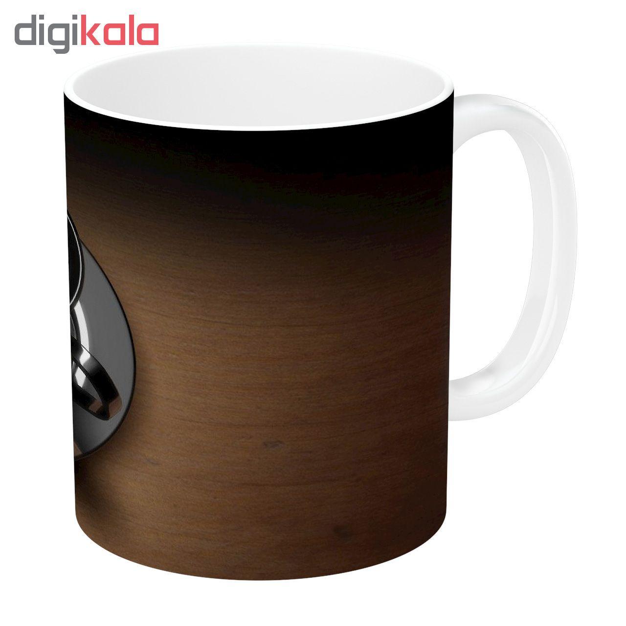 ماگ طرح فنجان قهوه مدل NI725 main 1 4