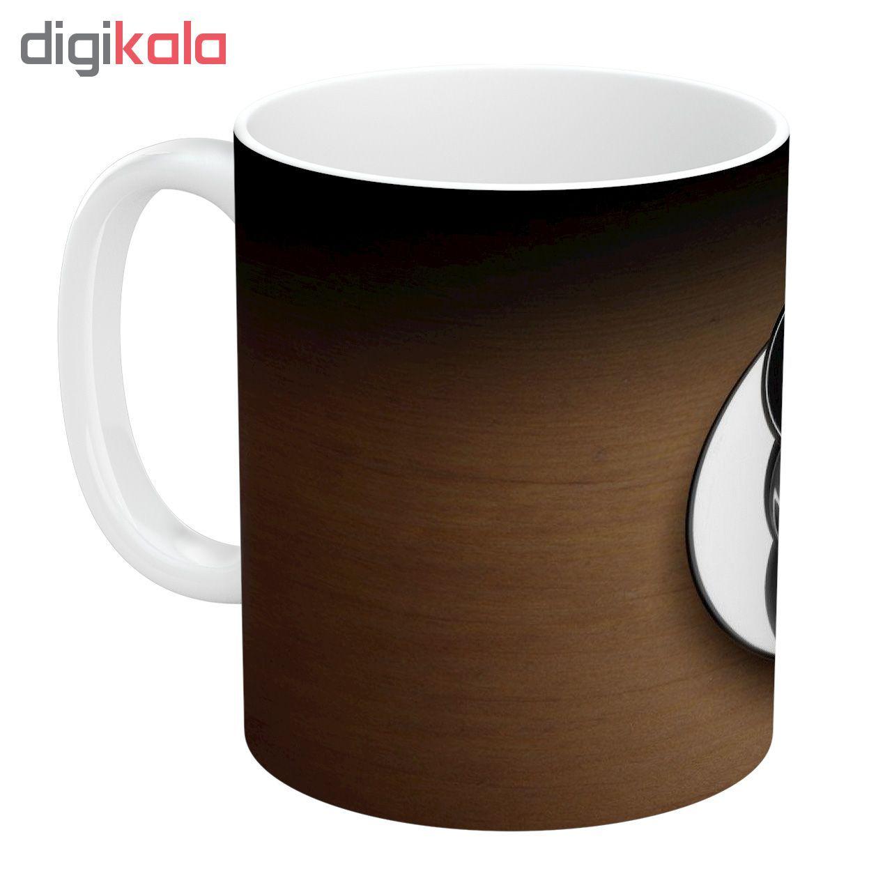 ماگ طرح فنجان قهوه مدل NI725 main 1 5