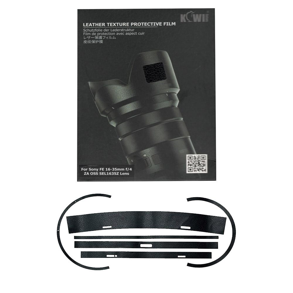 برچسب پوششی لنز کی وی مدل KS-SEL1635L مناسب برای لنز سونی FE 16-35mm f/4